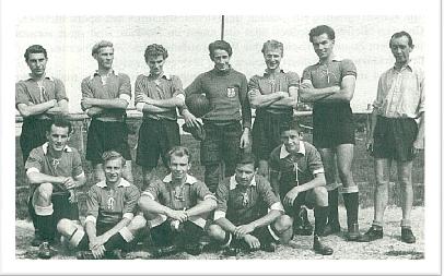Mannschaft von 1949