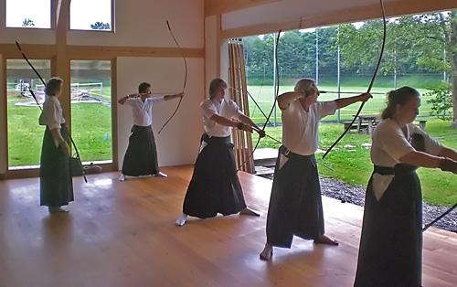TrainingMitKurosuSensei